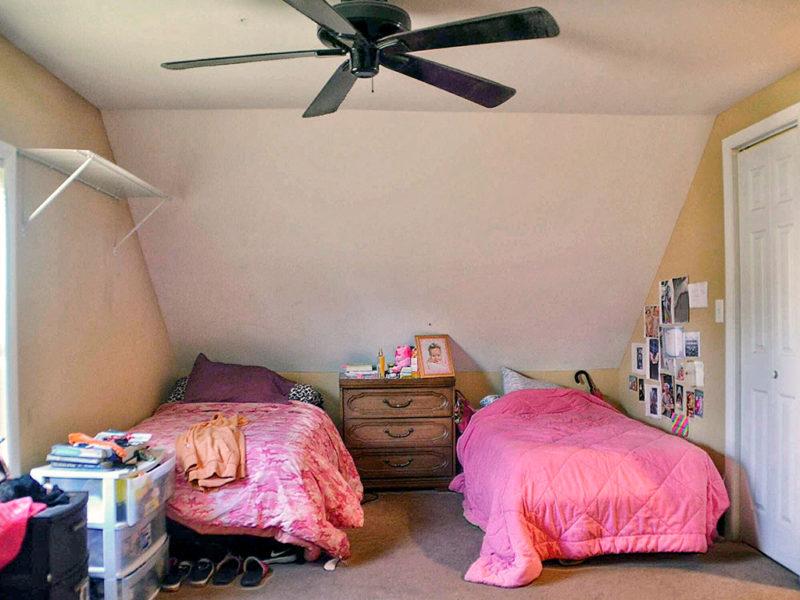 Way of Life Sober Women's Bedroom